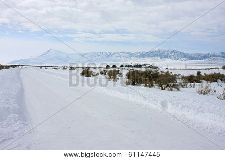 Promontory Point, Utah