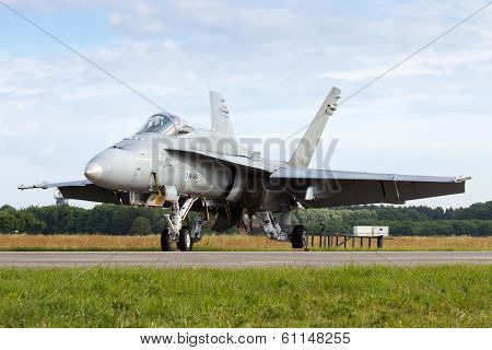 Finland F-18 Hornet
