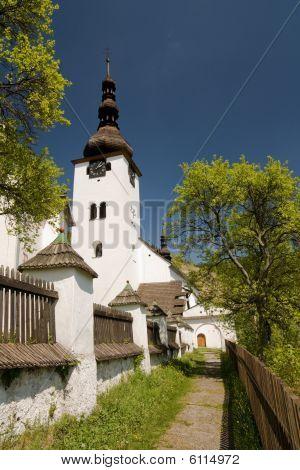Church In Spania Dolina