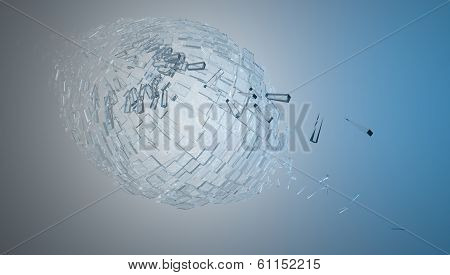 Glass Explosion