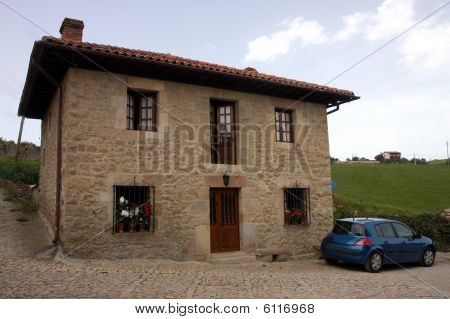 The old House Santillana