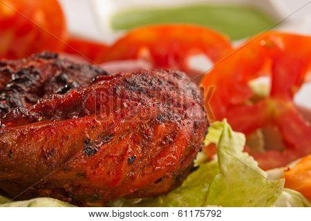 Crispy Tandoori Chicken.