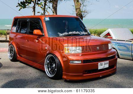 Tuned Car Toyota Bb