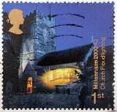 British Church Stamp