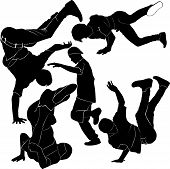 collection breakdance