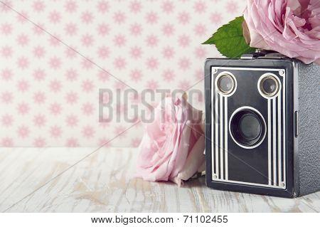 Old Classic Nostalgic Camera3