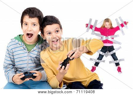 Video Games Time
