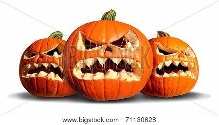 Pumpkin Monster Group