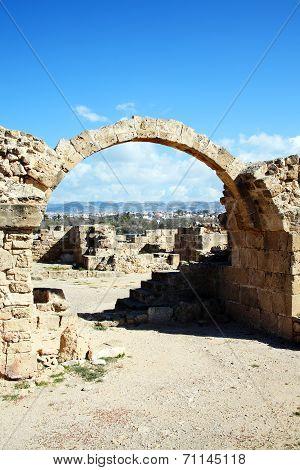 Saranda Kolones, Paphos, Cyprus