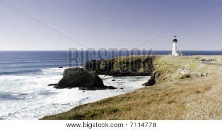 Leuchtturm panorama