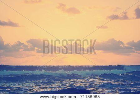 Ocean Sunrise