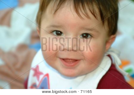 Children-Baby Smiling 2