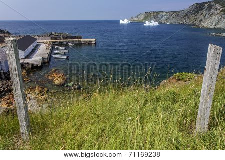 TWILLINGATE, NEWFOUNDLAND - JULY 24, 2014