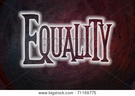 Equality Concept