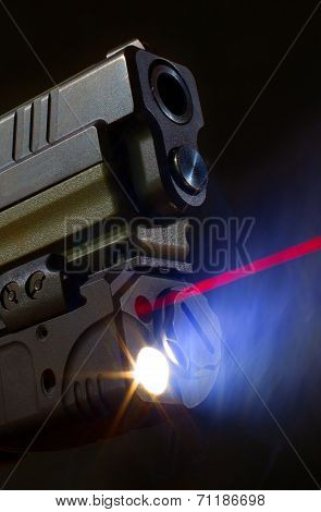 Weaponlight And Laser