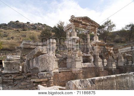 The House In Ephesus