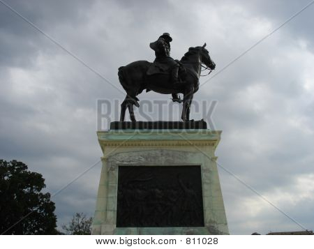 Ulysses Grant'S Statue
