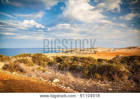 Natural Park Cavo Greco