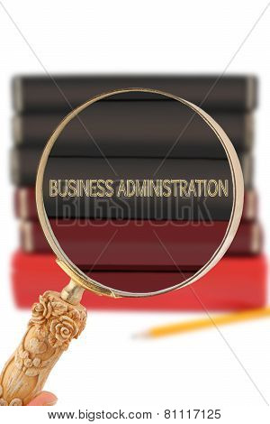 Looking In On University Education - Business Administration