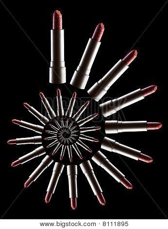 Lipstick spiral composite