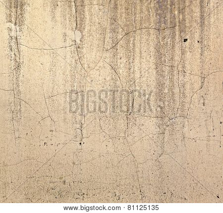 Blank Concrete Stonewall Cement Textured Pattern Concept