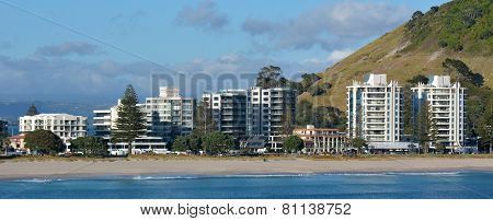 Mount Maunganui - New Zealand