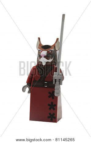 Splinter Lego Minifigure