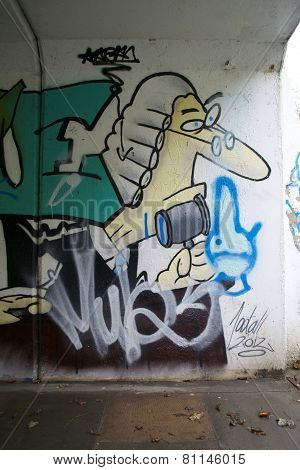 Graffiti J