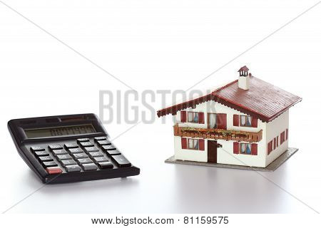House Model And Calculator