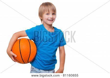 I Love Basketball!