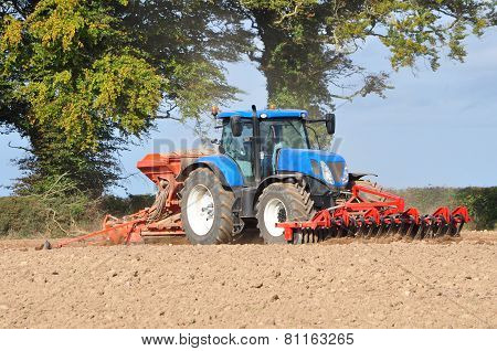 grain sowing