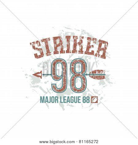 Striker Emblem