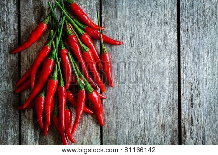 Bunch Of Red Hot Chili Peppers