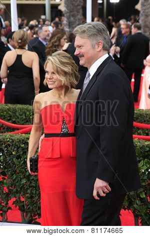 LOS ANGELES - JAN 25:  Celia Keenan-Bolger, John Ellison Conlee at the 2015 Screen Actor Guild Awards at the Shrine Auditorium on January 25, 2015 in Los Angeles, CA