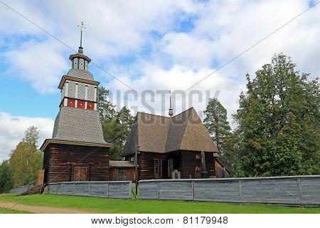 Petajavesi Old Church, Finland