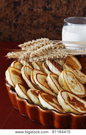 Freshly Baked Fritters