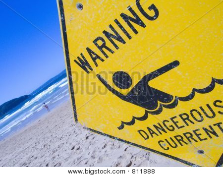 Australian Beach Sign_0965