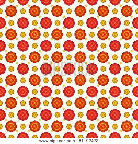 Floral Vintage Pattern