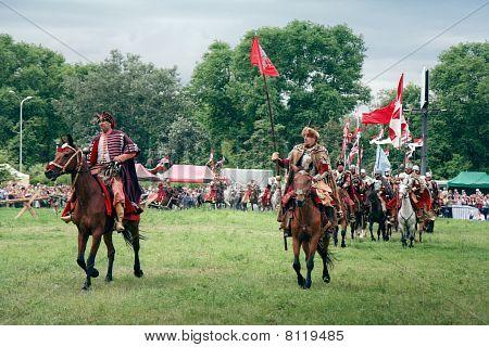 Battle Of Klushino 1610  / Warsaw 2010