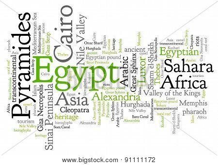 Egypt Words