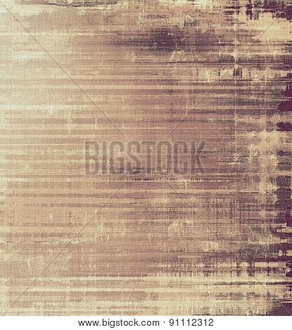 Old antique texture - perfect background with space for your text or image. With different color patterns: yellow (beige); brown; gray; purple (violet)