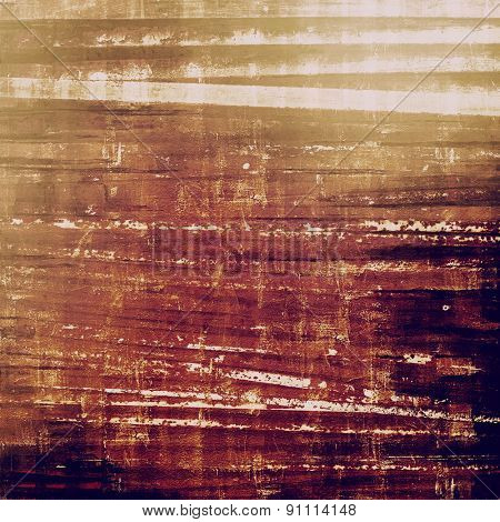 Old designed texture as abstract grunge background. With different color patterns: yellow (beige); brown; gray; purple (violet)