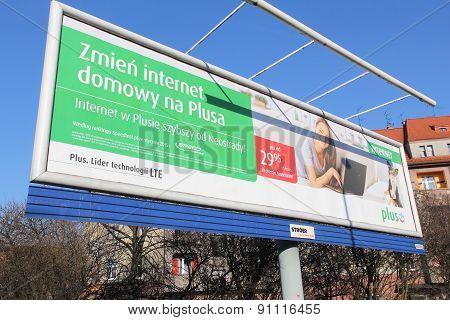 Plus Mobile Operator, Poland