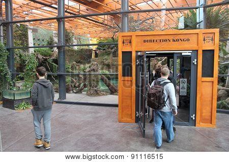 Zoo Pavilion