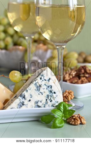 Cheese And  Sweet Wine