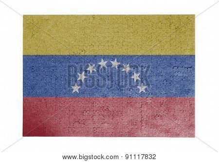 Large Jigsaw Puzzle Of 1000 Pieces - Venezuela