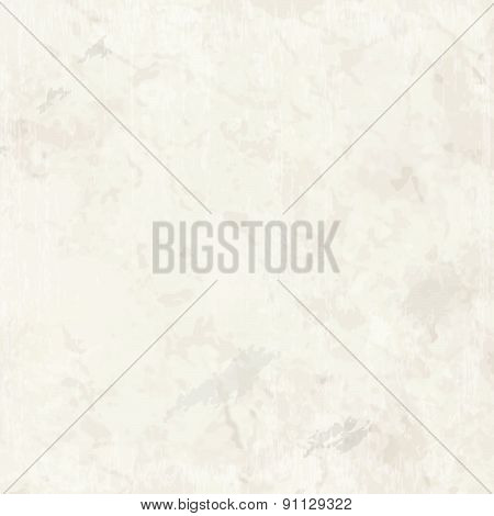 Old Vintage Yellowed Paper Background