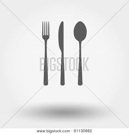 Fork ,spoon And Knife.