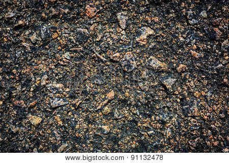 asphalt texture - abstract road background
