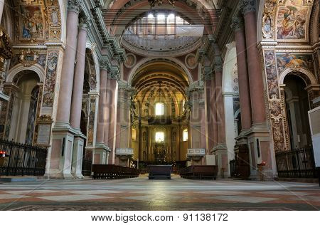 San Gaudenzio Church, Novara, Italy